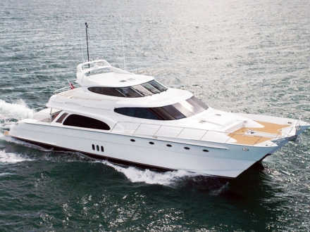 2014 Power Catamaran 88
