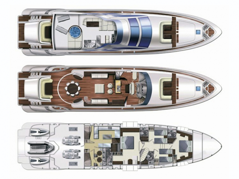 106 Azimut Leaonardo 2012 FlyBridge layout.jpg